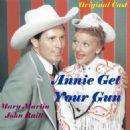 Annie Get Your Gun 1957 LIVE Television Broadcast - 454 x 454