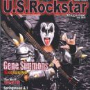 Gene Simmons - U.S. Rockstar Magazine Cover [United States] (July 2013)