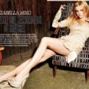 Izabella Miko - Gala Magazine Pictorial [Poland] (26 May 2008) - 454 x 316