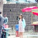 Ranbir & Deepika on the sets of yeh jawani hai deewani