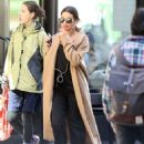 Lea Michele – Out and about in New York City