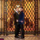 Lance Bass and Michael Turchin on Their Wedding Night