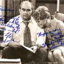 Edward Asner and Lois Nettleton