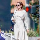 Angelina Jolie – Shopping at Fred Segal in West Hollywood