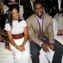 LeBron James and Savannah Brinson - 424 x 600