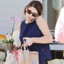 Ashley Greene Out In Los Angeles