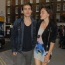 Paul Wesley & Phoebe Tonkin Hold Hands For Night Out in London
