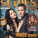 Lana Parrilla, Jennifer Morrison, Ginnifer Goodwin, Josh Dallas - series mag Magazine Cover [France] (11 December 2012)