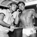 Tab Hunter & John Bromfield