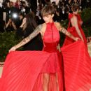 Ruby Rose – 2018 MET Costume Institute Gala in NYC - 454 x 689