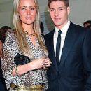 Steven Gerrard and Alex Gerrard