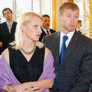 Roman Abramovich and Irina Vyacheslavovna Malandina
