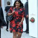 Mindy Kaling in Mini Dress – Out in Beverly Hills