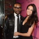 Tyson Beckford and Shanina Shaik - 454 x 675