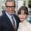 Emilie Livingston and Jeff Goldblum - 454 x 733