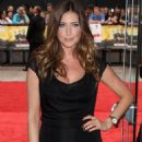 Lisa Snowdon - UK Premiere Of The Expendables At Odeon Leicester Square On August 9, 2010 In London, England - 454 x 660