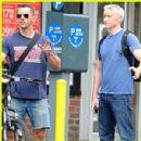 Anderson Cooper and Benjamin Antoine Maisani - 300 x 300