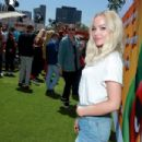 Dove Cameron- Premiere Of Sony's 'The Angry Birds Movie 2' - Arrivals
