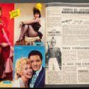 Donna Douglas, Elvis Presley - Cine Tele Revue Magazine Pictorial [France] (19 May 1966) - 454 x 292