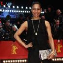 Annabelle Mandeng - 61st Berlin Film Festival - Award Ceremony - Arrivals