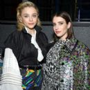 Emma Roberts attends the Louis Vuitton show as part of the Paris Fashion Week Womenswear Fall/Winter 2019/2020 on March 05, 2019 in Paris, France