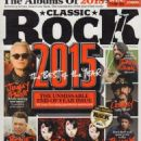 Classic Rock Magazine Cover [United Kingdom] (January 2016)