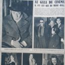 Fernandel - Cinevie Magazine Pictorial [France] (21 November 1945)