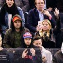 Ashley Benson – Boston Bruins v New York Rangers game in New York - 454 x 297