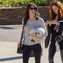 Ashley Greene – Out and about in Beverly Hills