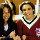 Jennifer Hewitt and Will Friedle