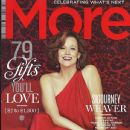 Sigourney Weaver - More Magazine Cover [United States] (December 2009)