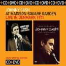 At Madison Square Garden / Man In Black: Live In Denmark 1971