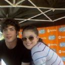 Lindsey Shaw and Ethan Peck - 306 x 395