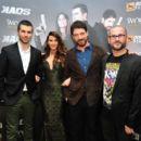 Kaos örümcek agi (2012) Premiere in Istanbul (March 28, 2012) - 454 x 398