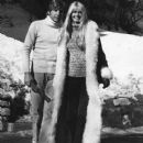 Gunter Sachs and Mirja Larsson