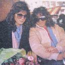Valerie Bertinelli & Eddie Van Halen - 450 x 374