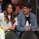 Kate Beckinsale – Los Angeles Lakers vs The Cleveland Cavaliers Game in LA - 454 x 351