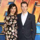 Benedict Cumberbatch - 'Avengers Infinity War' UK Fan Event - Red Carpet Arrivals - 444 x 600