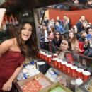 Lea Michele – 'Christmas in the City' Album Promotion in New York
