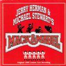 MACK AND MABEL Original 1974 Broadway Cast Starring Robert Preston - 454 x 450