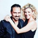 Maurice Benard and Laura Wright
