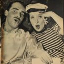 Greer Garson and Richard Ney - Movie Life Magazine Pictorial [United States] (May 1946)
