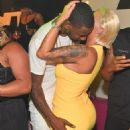 Amber Rose and Terrence Ross - 454 x 586