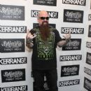 Kerry King of Slayer attends The Kerrang! Awards at the Troxy on June 13, 2013 in London, England - 415 x 594