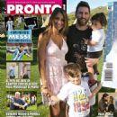Lionel Messi and Antonella