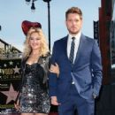Michael Buble Honored With Star On The Hollywood Walk Of Fame - 454 x 540