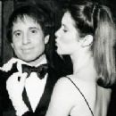Carrie Fisher and Paul Simon - 208 x 300