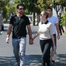 Kate Upton- October 4, 2016- Lunch in West Hollywood