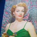 Ann Sheridan - Eiga no tomo Magazine Pictorial [Japan] (October 1951) - 311 x 453
