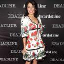 Lisa Edelstein – Deadline Hollywood Emmy Season Kickoff Party in LA